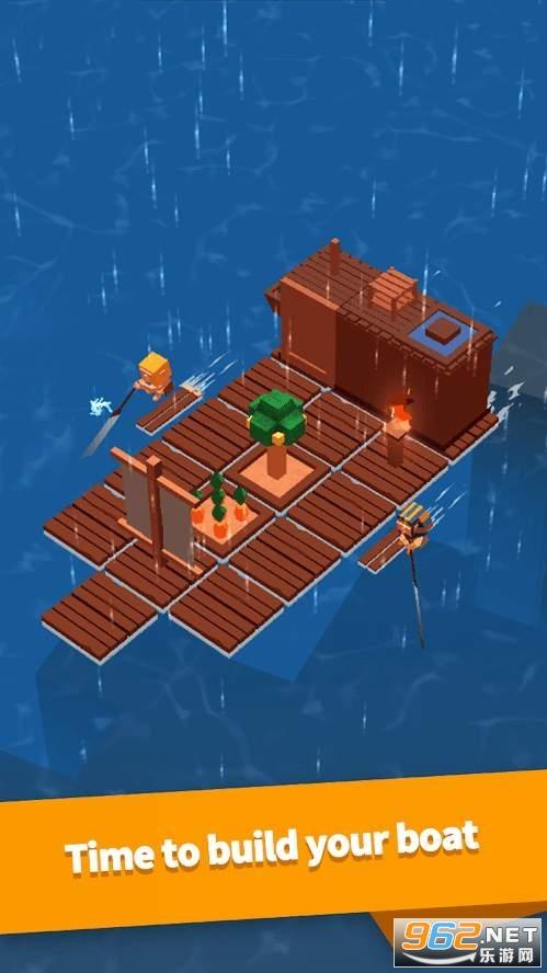 流浪之海最新版v1.2.4 破解版截图2