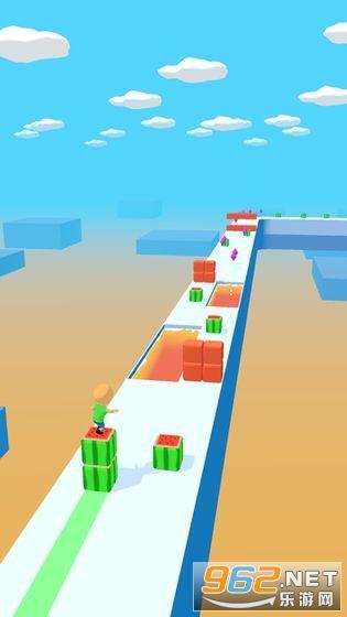魔方一起浪手游v1.0.2 (Cube Surfer)截图3