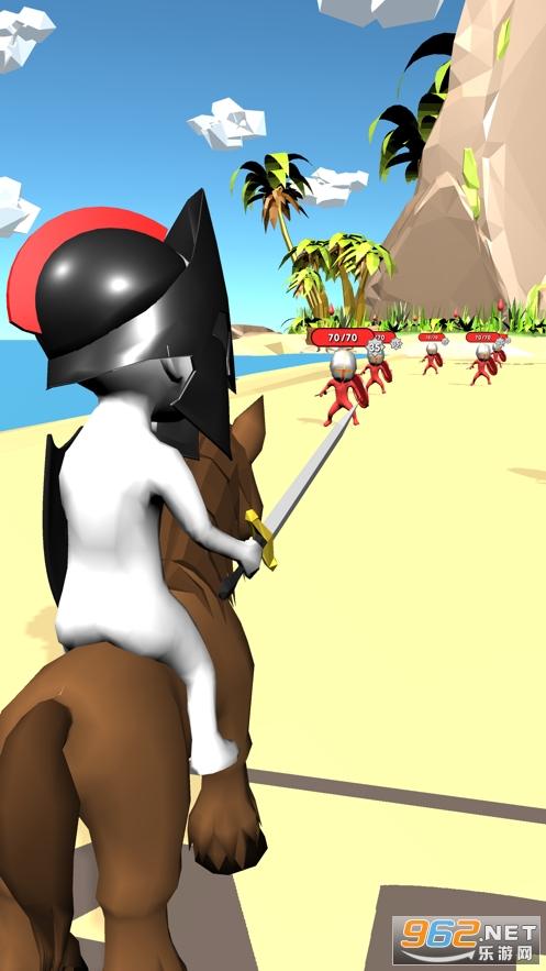 骑马打架的游戏(Ride and Fight)v1.0 官方版截图4