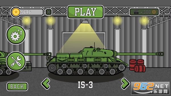 登山坦克3破解版v1.0.3 全解锁截图1