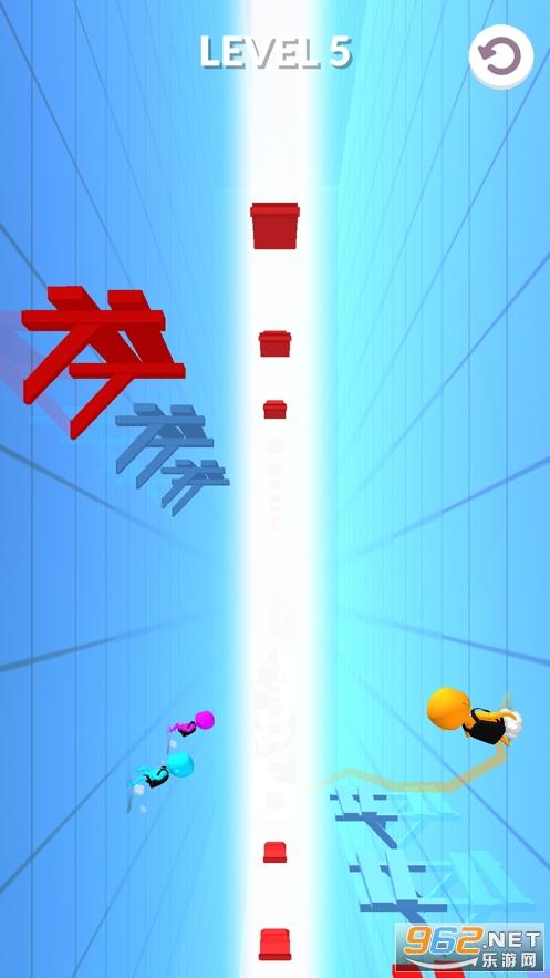 Run Race Up手游v1.01 官方版截图0