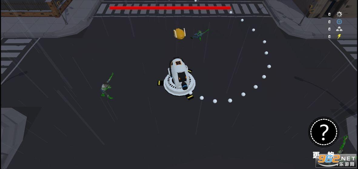 丧尸乐园游戏安卓版v1.1无限金币版截图0