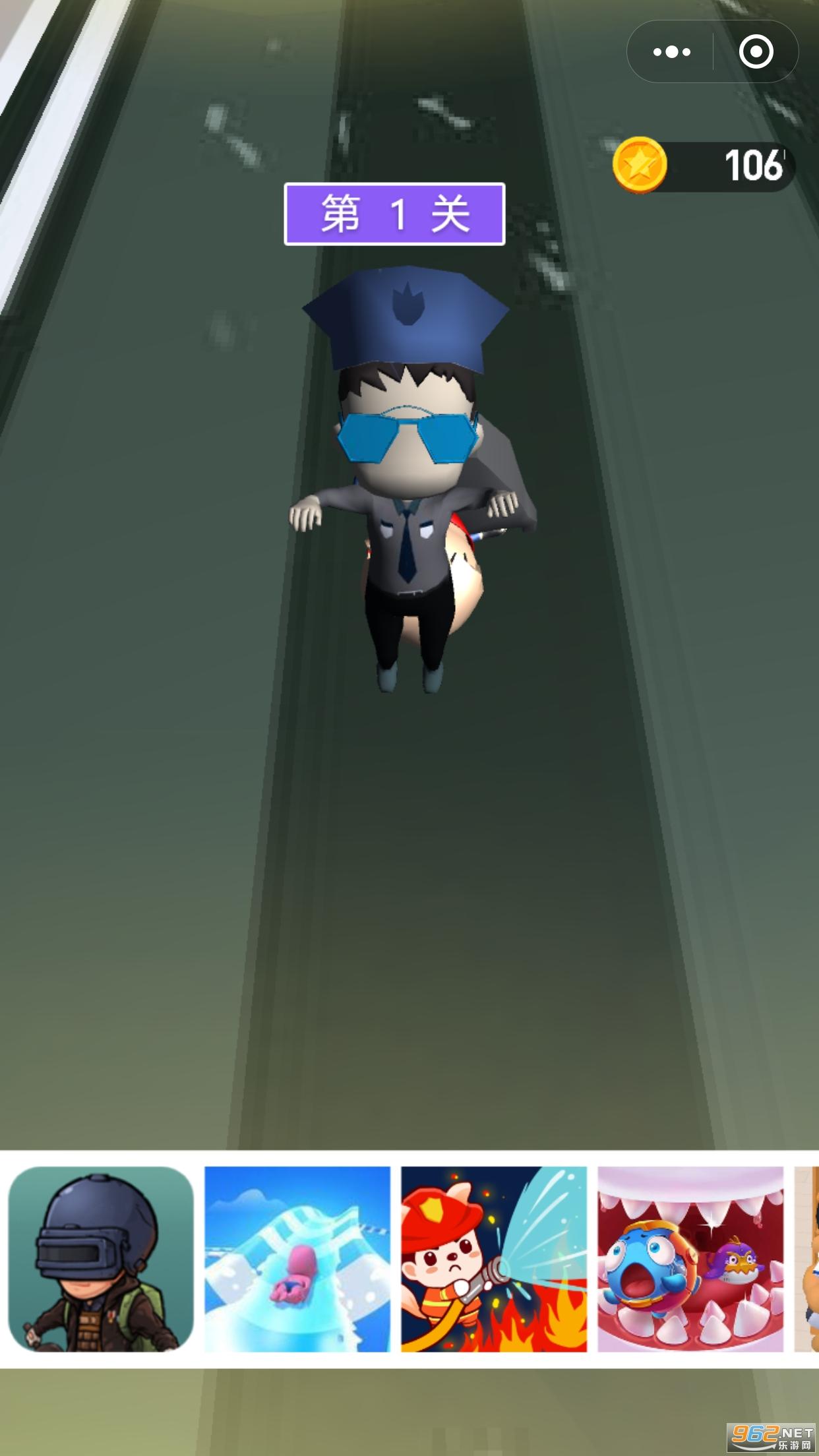 警察捉小偷小游戏小程序截图2