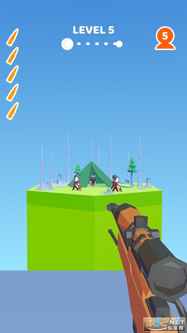 完美狙击安卓版v0.2 射击小游戏截图2