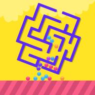 旋转迷宫拼图手游