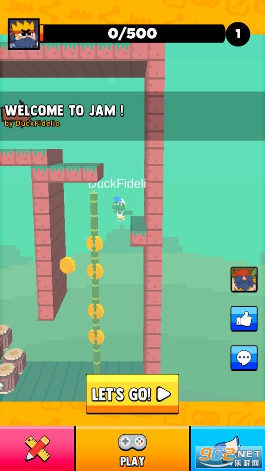 果酱游戏机JAMGameMaker游戏v0.0.6中文版截图6