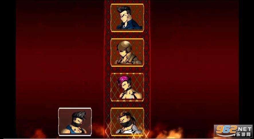 血腥之拳为正义而战中文版v0.3 格斗游戏截图0