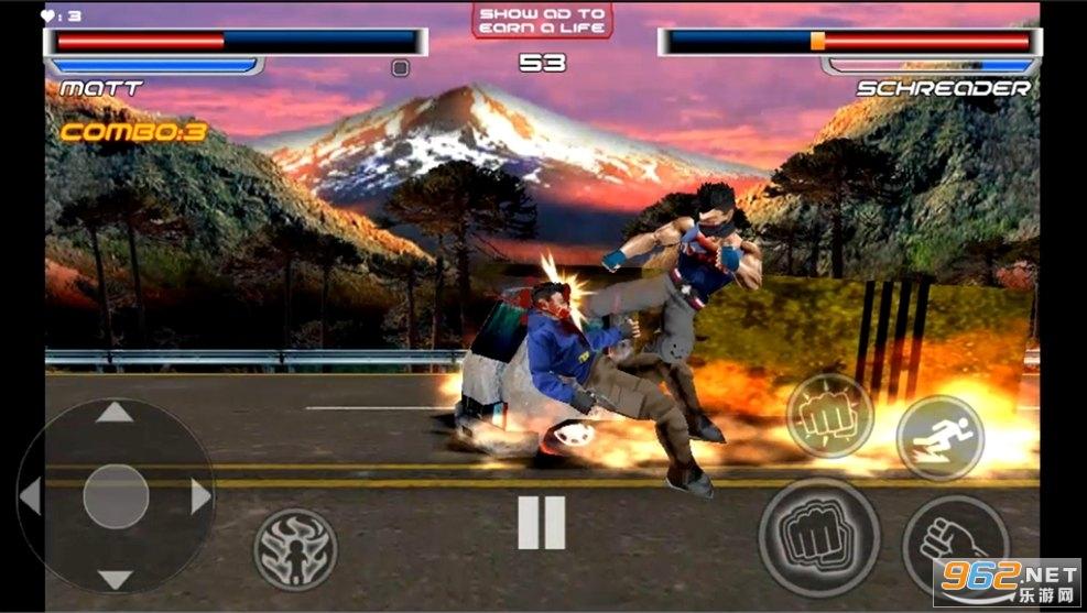 血腥之拳为正义而战中文版v0.3 格斗游戏截图4