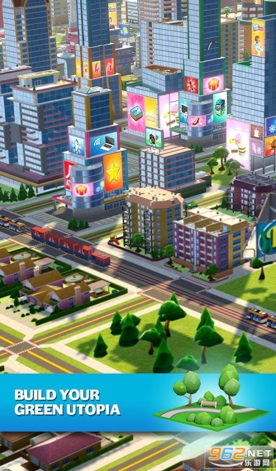 城镇建设者中文破解版v2.8.0修改版截图4