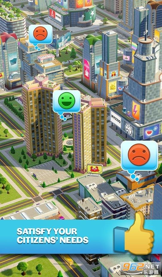 城镇建设者中文破解版v2.8.0修改版截图1