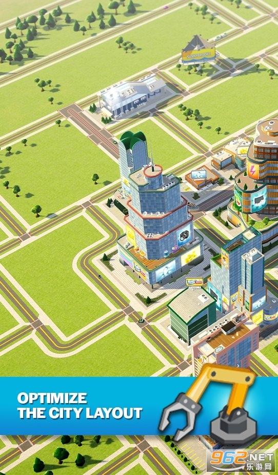 城镇建设者中文破解版v2.8.0修改版截图2