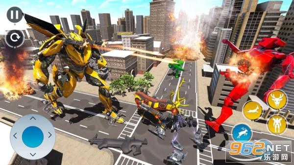 沙雕鹿机器人安卓中文版v1.0 机器人游戏截图2
