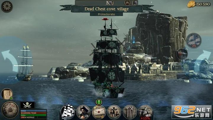 风暴海盗2020最新版v1.4.2中文版截图1