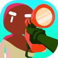 超级狙击手子弹射击小游戏
