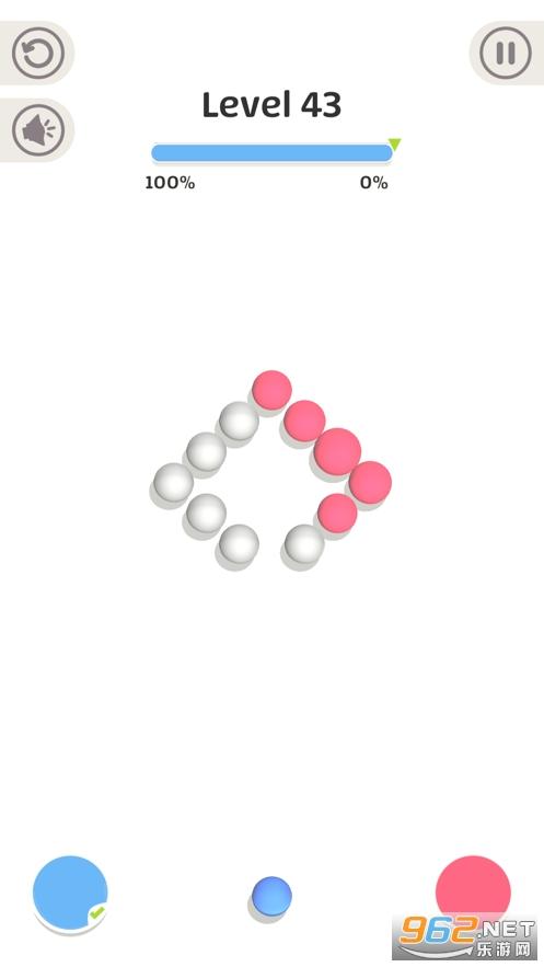 Color Chain 3D手游v1.0 官方版截图1