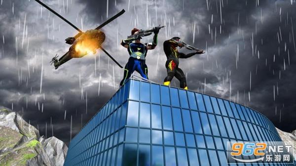 钢铁侠射击战争安卓最新版v1.0 正式版截图2