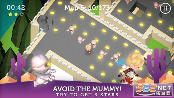 宝藏迷宫逃离游戏v2.0 最新版截图1