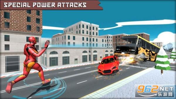 超级钢铁侠安卓版中文版v1.13 手机版截图1