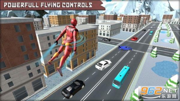 超级钢铁侠安卓版中文版v1.13 手机版截图2