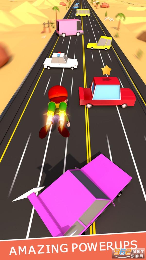 汽车跳跃安卓最新版v1.04 免费版截图0