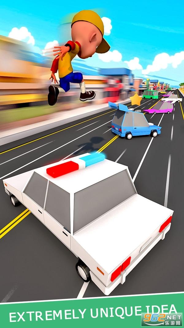 汽车跳跃安卓最新版v1.04 免费版截图1