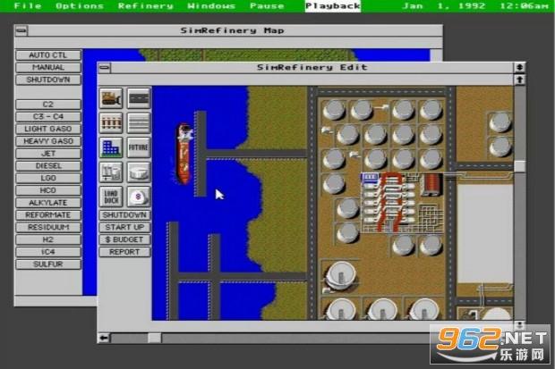 炼油厂模拟器破解版无限金币截图0