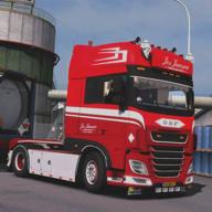 歐洲大卡車模擬器遊戲