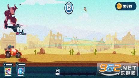 天天火车大战小游戏v2.0.1去广告版截图0