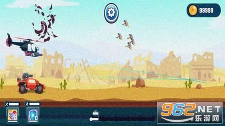 天天火车大战小游戏v2.0.1去广告版截图1
