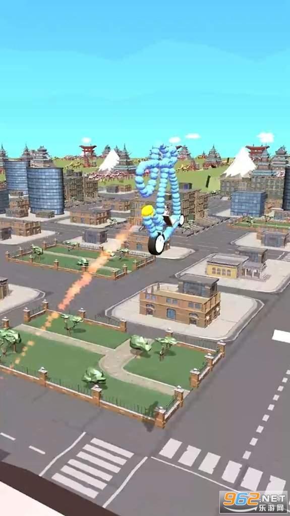 牵引喷气机3D破解版v0.2.0去广告版截图2