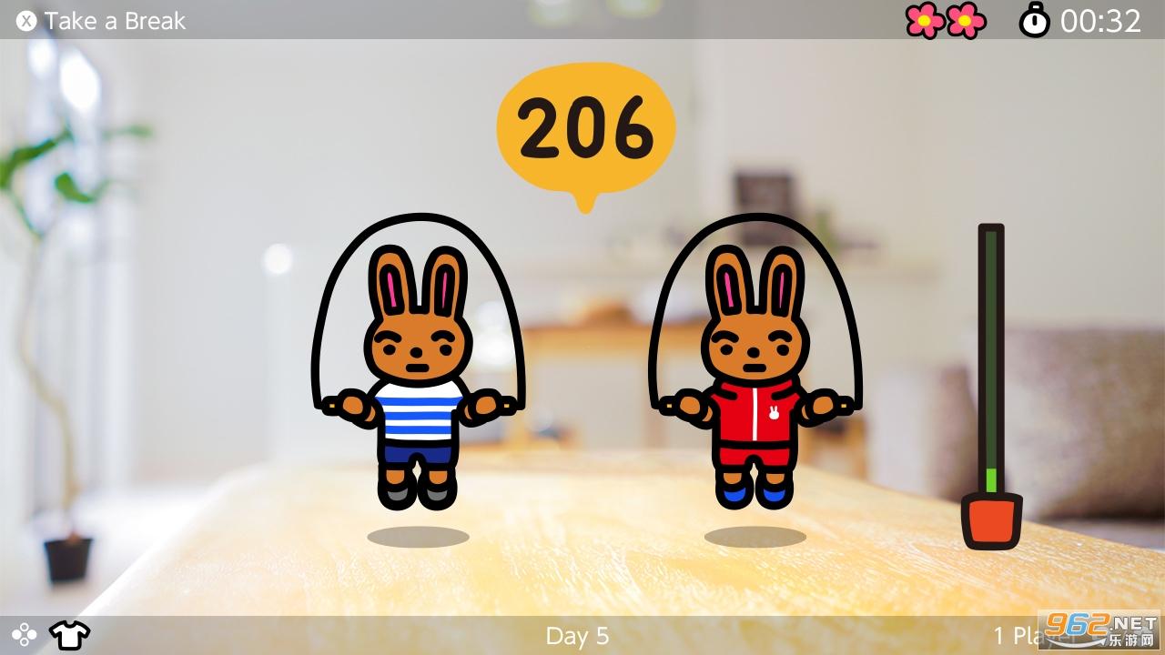 Jump Rope Challenge(任天堂跳绳挑战游戏)手机版截图3