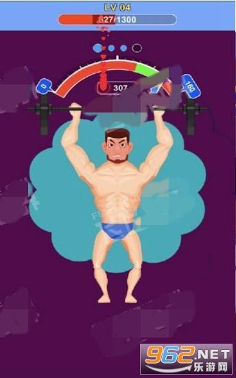 筋肉人模拟器最新版v1.00小游戏截图0