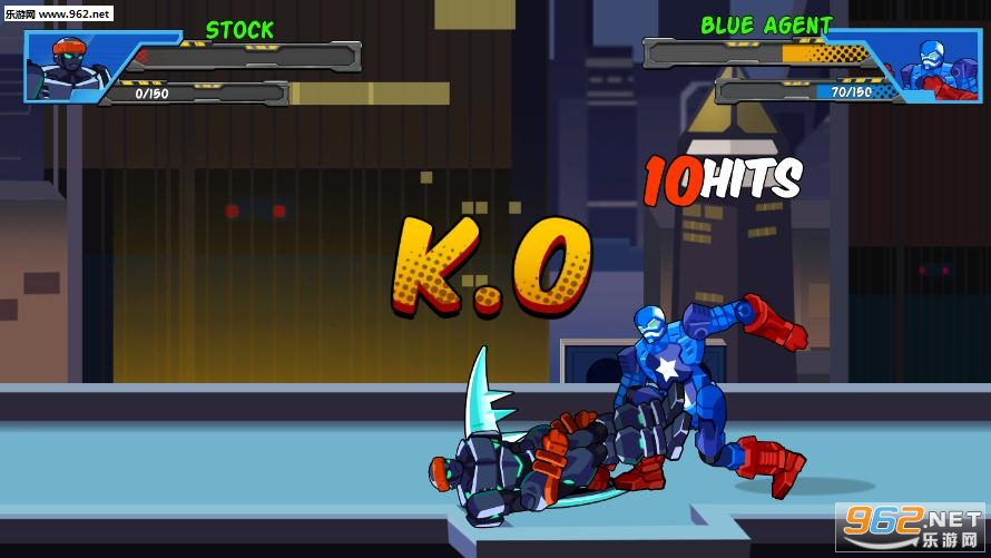 超级机器人英雄破解版v1.0.1 解锁全部角色截图2