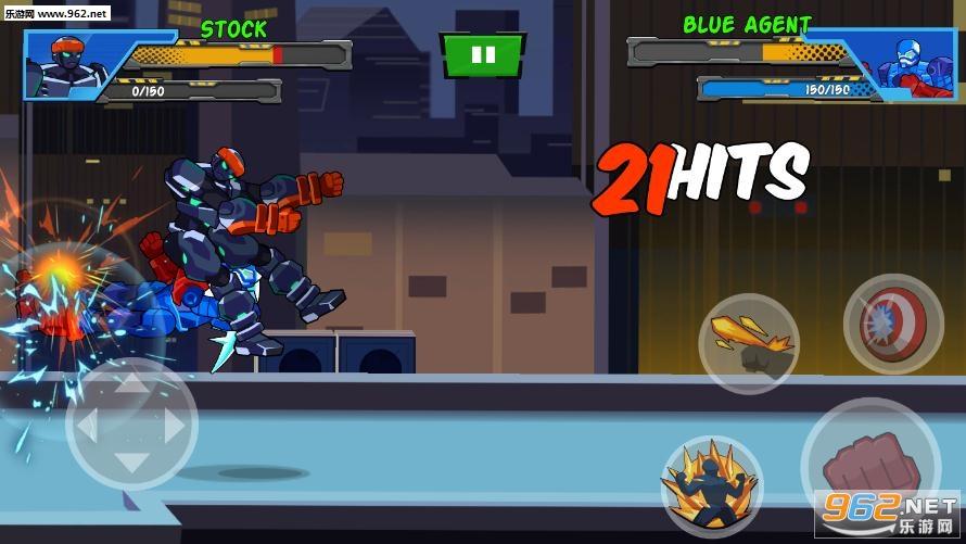 超级机器人英雄破解版v1.0.1 解锁全部角色截图3