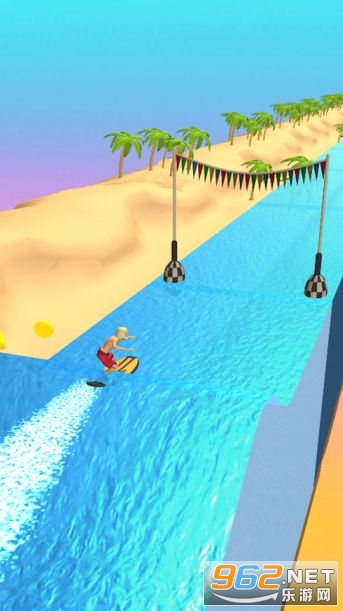 滑出海浪官方版苹果版截图0