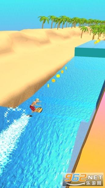 滑出海浪官方版苹果版截图1