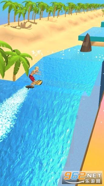 滑出海浪官方版苹果版截图2