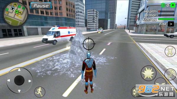暴风雪超级英雄手机版v1 官方版截图4