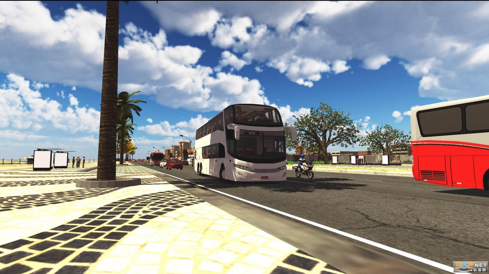 pbsr驾驶模拟器游戏v169 破解版截图2