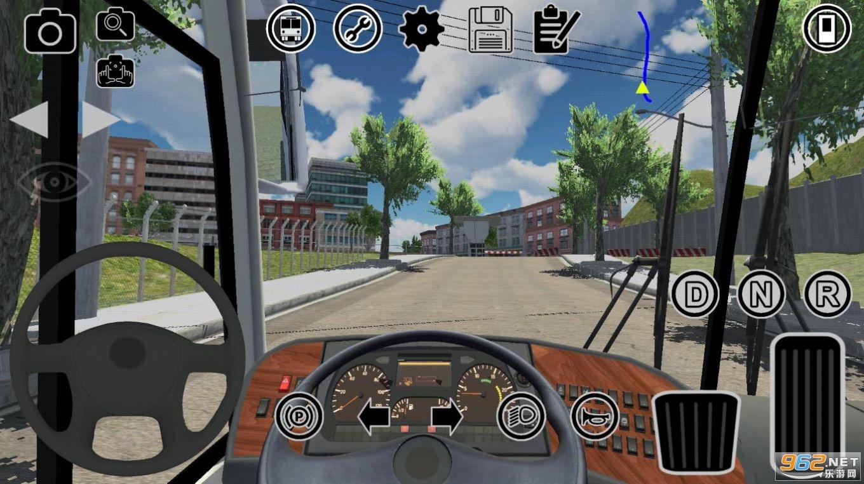 pbsr驾驶模拟器游戏v169 破解版截图4