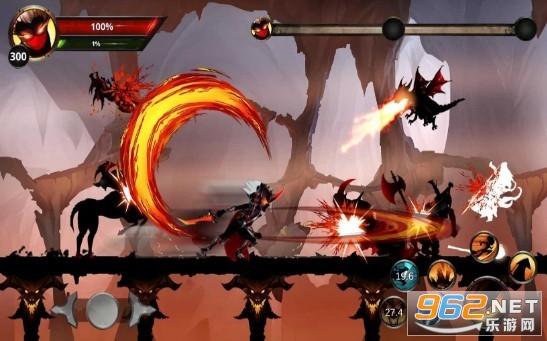 火柴人传说影子武士游戏v2.4.61全解锁版截图2