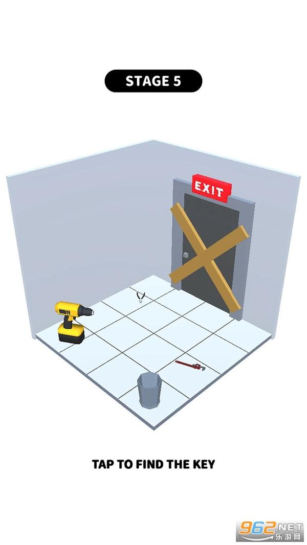 逃出这道门完整版v11.1.8 全关卡截图2