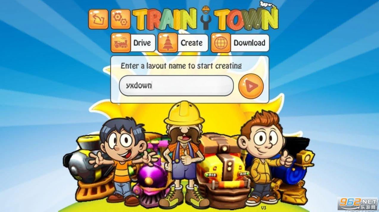 火车小镇游戏手机版v1.1.2 破解版截图0