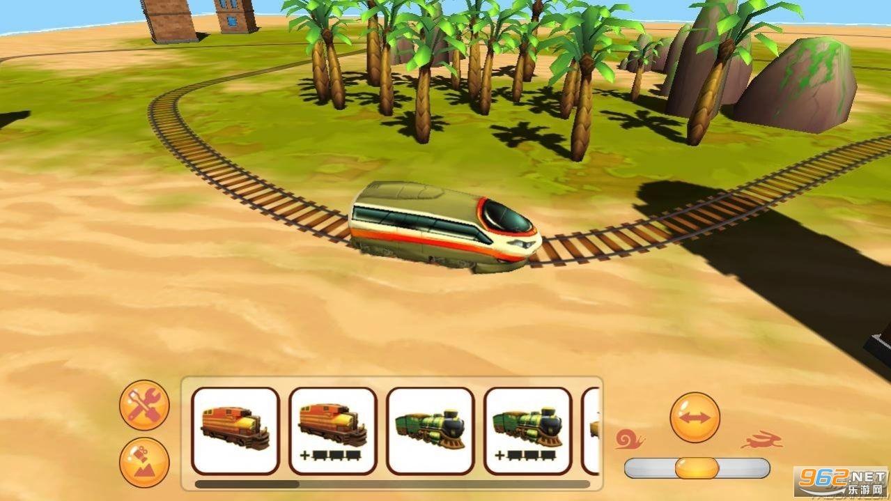 火车小镇游戏手机版v1.1.2 破解版截图1