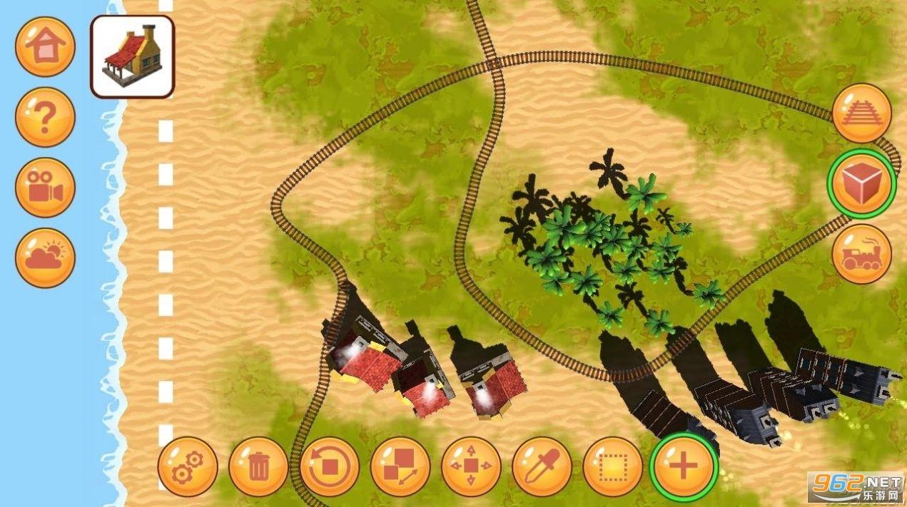 火车小镇游戏手机版v1.1.2 破解版截图2