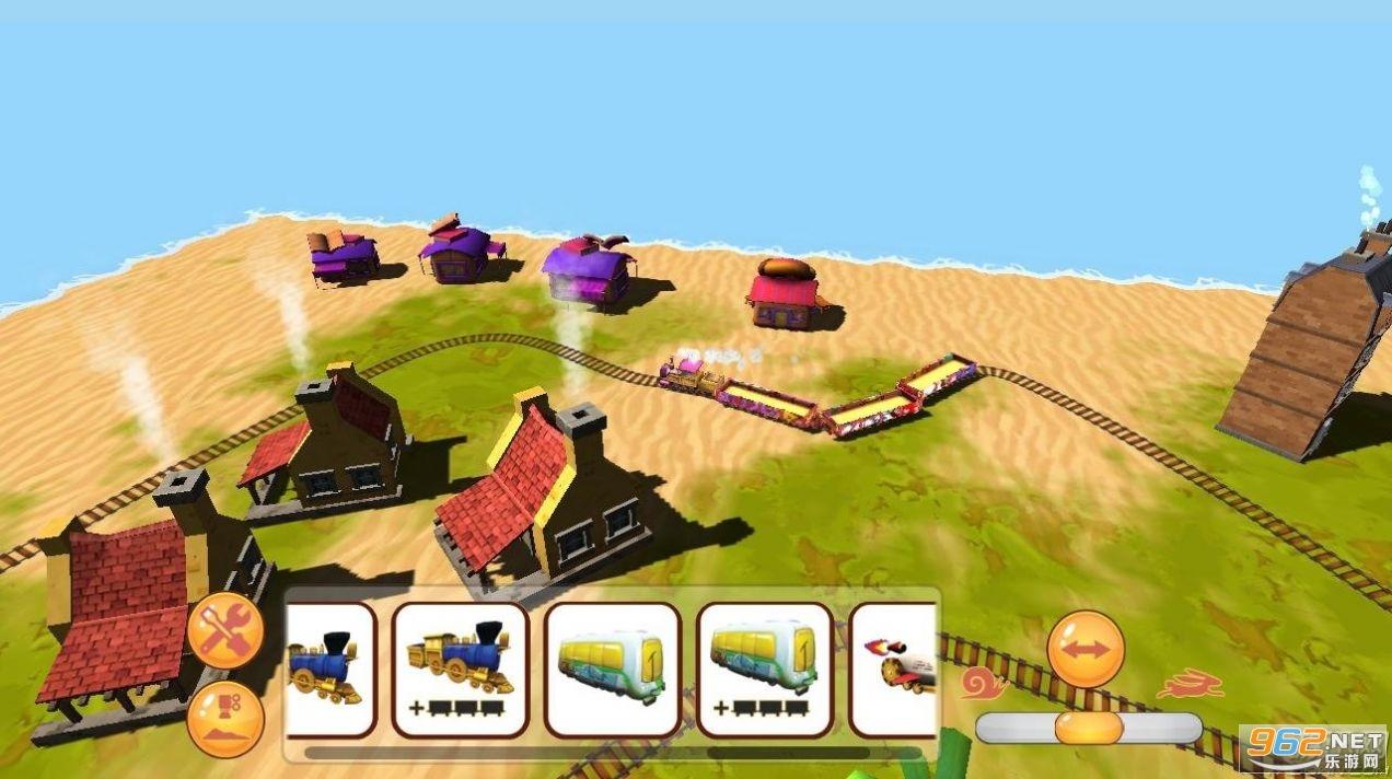 火车小镇游戏手机版v1.1.2 破解版截图3