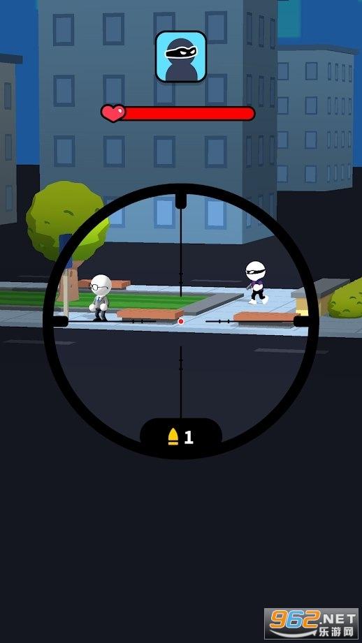 约翰尼狙击手最新版v1.0.3免费版截图0