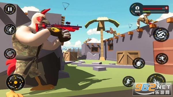 枪战公鸡安卓版v0.1最新版截图0