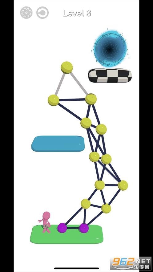 Crazy Nodes 3D游戏v1.0 官方版截图0
