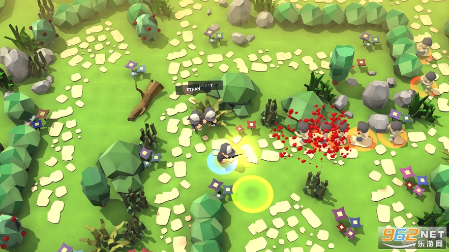 Zombie Defence 3D官方版v0.1 苹果版截图0